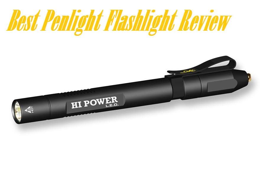 Best Penlight Flashlight Review