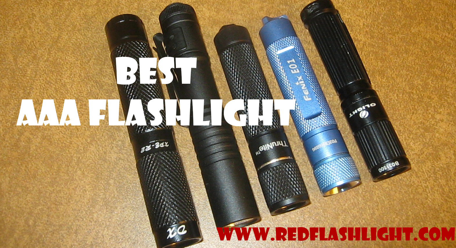 Best AAA Flashlight Review