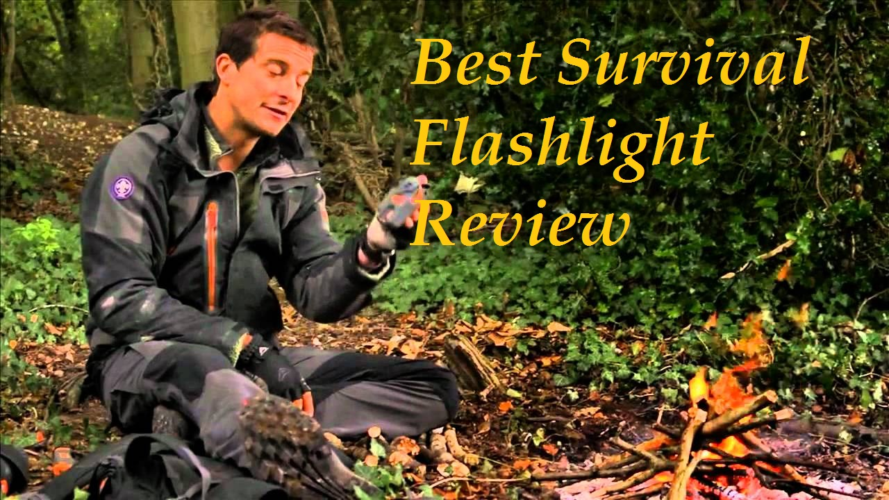 Best Survival Flashlight Review
