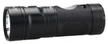EagleTac GX25A3 LED Flashlight, Black