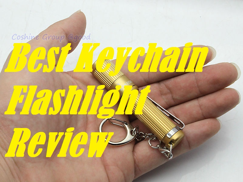 Best Keychain Flashlight