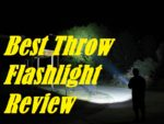 Best Throw Flashlight Review 2017