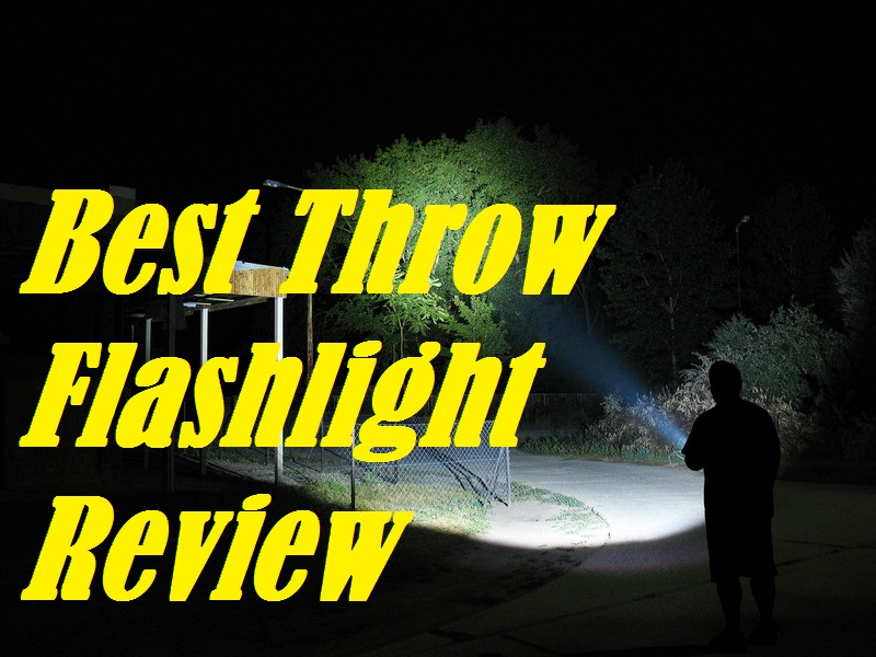 Best Throw Flashlight