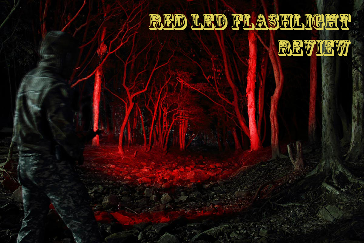 Red Led Flashlight Review