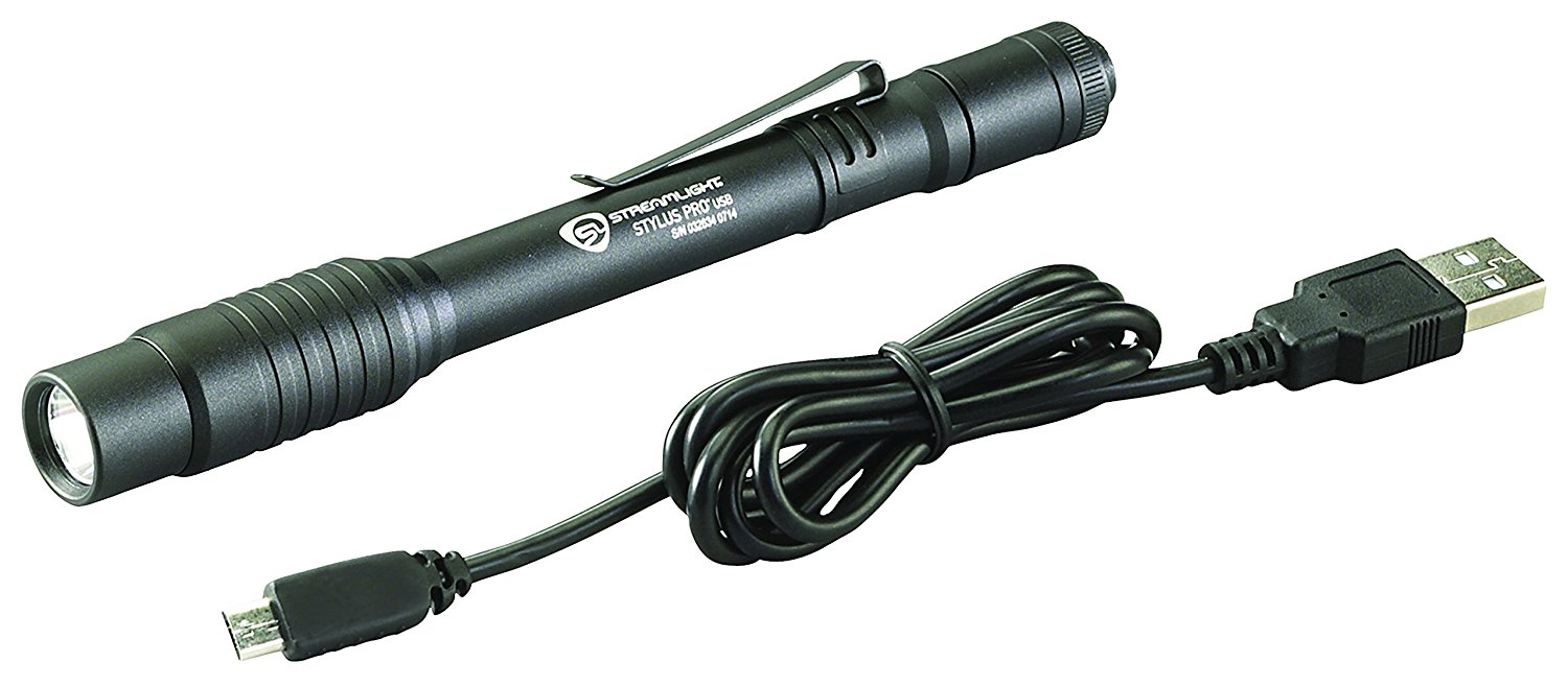 Streamlight Rechargeable Flashlight