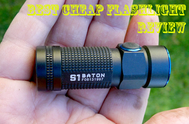 Best Cheap Flashlight Review