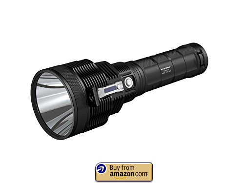 NiteCore TM36 SBT-70 LED Rechargeable Searchlight
